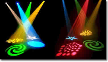 Hire Disco Lights For Your Party