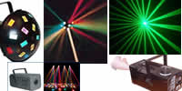 Lighting Package 3  - Perfect for a small to medium size venue